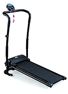 Lightweight Motorized Electric Treadmill LED Display Folding design