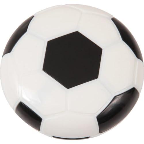 不二貿易 コンタクトケース サッカーボール 12096