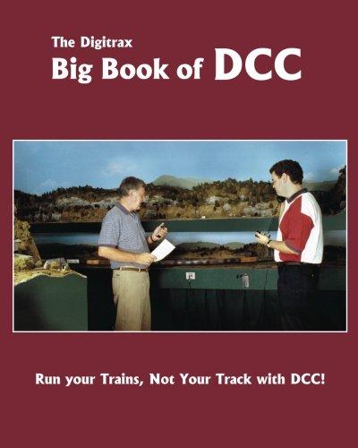 Best Price The Digitrax Big Book of DCC096751410X