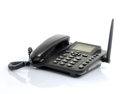Wireless Quadband Gsm Desk Phone (Gsm 850/900/1800/1900Mhz)