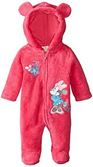 Disney Baby Girls'  Minnie Mouse Plus…