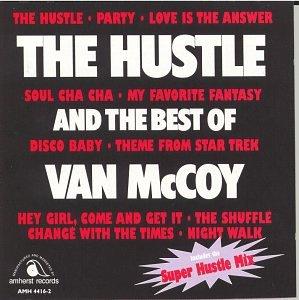 VAN McCOY - The Hustle Lyrics - Zortam Music