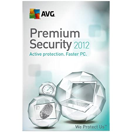 AVG Internet Security Premium 2012, 1 User, 1 Year License (PC)