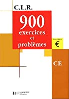 900 problèmes, CE (Livre de l'élève), Euro