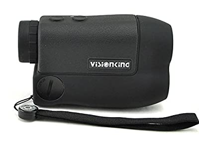 Visionking Rangefinder 6x25 Golf Laser Rangefinder for Hunting 600m yards by Visionking Optical