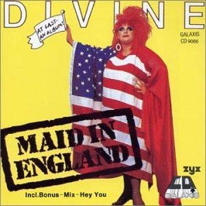 Divine - Maid In England - Zortam Music