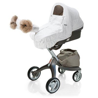 Stokke Xplory Winter Kit - White front-893659