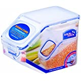 Lock & Lock Kitchen Caddy With Flip-top Lid 5ltr