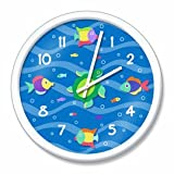 Somethin' Fishy Children's Clock by Olive Kids