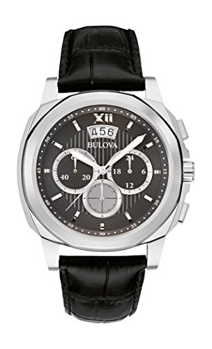 bulova-classic-dress-mens-quartz-watch-with-black-dial-analogue-display-and-black-leather-strap-96b2