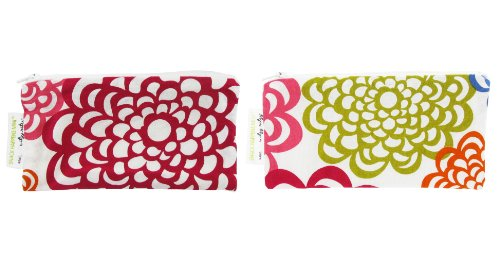 itzy-ritzy-snack-happens-fresh-bloom-mini-reusable-snack-and-everything-bag-pack-of-2