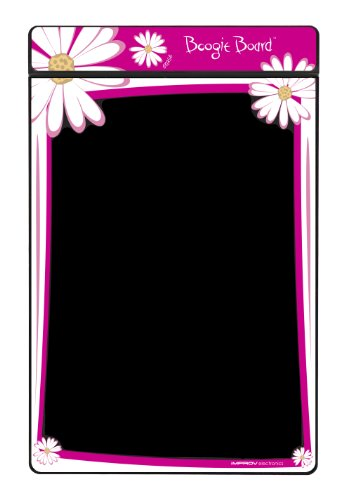 Boogie Board 8.5-Inch Lcd Writing Tablet, Pink Floral front-451098