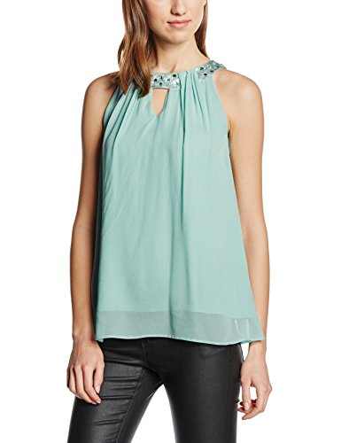 Pennyblack Fashion, Blouse da donna, verde, 42