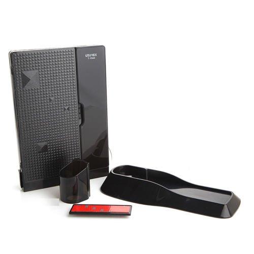 Toothbrush Sanitizer Electric Sterilizer Holder Uv Utorex Utc-9000 ~Black
