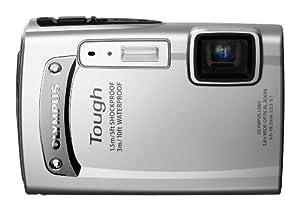 Olympus TG-310 Digital Camera - Silver (14MP, 3.6x Wide Optical Zoom) 2.7 inch LCD