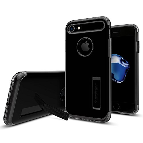 iPhone-7-Case-Spigen-Slim-Armor-JET-BLACK-Optimized-Jet-Black-Air-Cushioned-Corners-Dual-Layer-Protective-Case-for-iPhone-7-042CS20842