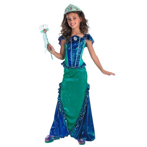 The Little Mermaid Disney Ariel Deluxe Child Costume