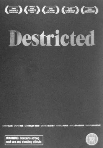 Destricted [DVD] [2006]