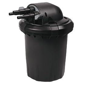 Sunterra 300106 Pond Bio-Filter 1000 Gallons, Black