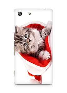 Amez designer printed 3d premium high quality back case cover for Sony Xperia M5 (Cat2)