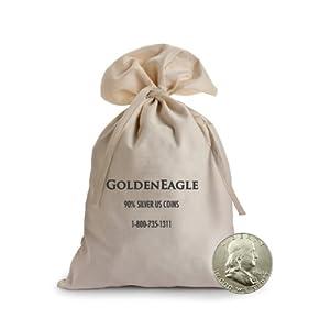 90% Silver Bag Franklin Halves $1000 Face (2000pcs.)