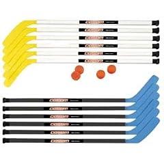 Buy 43 Cosom Hockey Set - GY349P by Olympia Sport