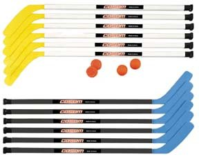Buy 43 Cosom Hockey Set by Olympia Sports