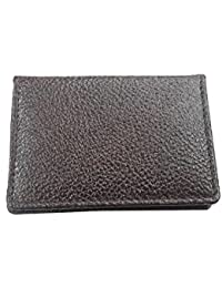 Fiestar Genuine Leather Visiting Card Holder For Keeping Business Cards, Debit Cards, Credit Cards