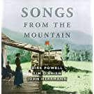 Songs From The Mountain (Includes Book)
