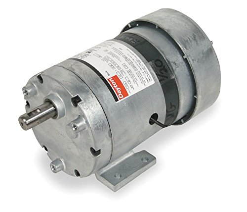 Dayton Ac Parallel Shaft Psc Gear Motor 2 Rpm, 1/20Hp 115 Volts 60Hz. (3M125 ) Model1Lpn8