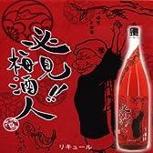 紀州鶯屋 梅酒ばばあ 赤い梅酒 12° 1.8L