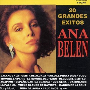 Ana Belen - Ana Belen - Los Grandes Ixitos y Mas - Lyrics2You