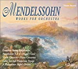 Mendelssohn: Works for Orchestra &#91;Box Set&#93;