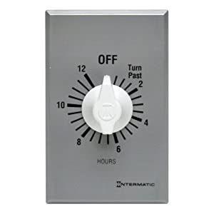 Amazon Com Intermatic Ff12hc Spring Wound Auto Off Timer