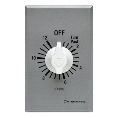 Intermatic Ff12Hc Spring Wound Auto-Off Timer