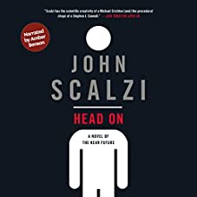 Head On (Narrated by Amber Benson) Audiobook by John Scalzi Narrated by Amber Benson