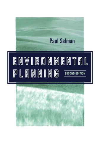 Environmental Planning: The Conservation and Development of Biophysical Resources (Conservation & Development of Biophysical Resources)