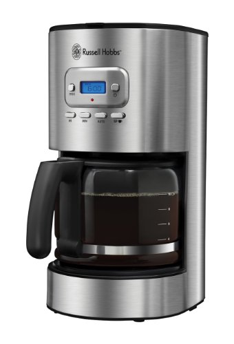 Russell Hobbs CM0001SC 10-Cup Digital Coffee Maker