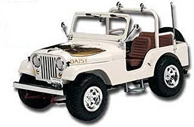 AMT 31535 Dukes of Hazzard Daisy's Jeep (Retired) 1/25 Scale Plastic Model Kit by AMT Ertl [parallel import goods]