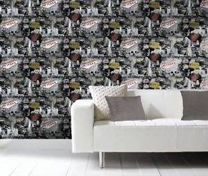 Gran Deco Las Vegas Wallpaper from New A-Brend