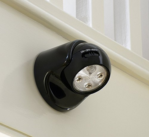 auraglow-battery-operated-motion-activated-pir-sensor-removable-cordless-led-security-light-black