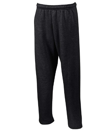Gildan Men's DryBlend Open-Bottom Sweatpants