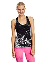 SPAIO ® Top Fitness Women'S W01 (Negro / Blanco)