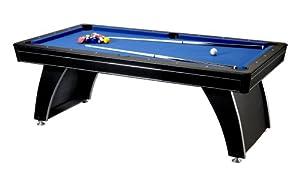 Fat Cat Phoenix 7-Foot 3-in-1 Billiard, Slide Hockey, and Table Tennis Table
