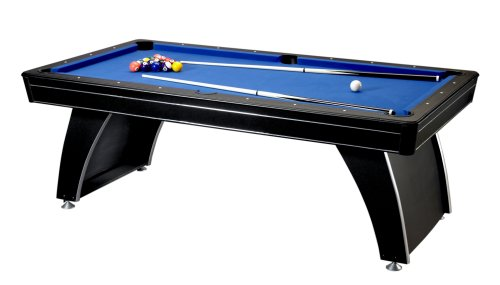 Fat Cat Phoenix 7-Foot 3-in-1 Billiard, Slide Hockey, and Table Tennis Table