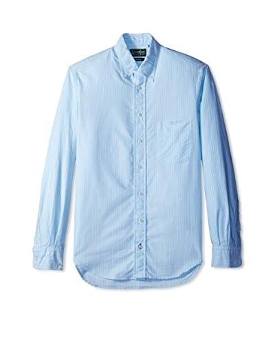 Gitman Vintage Men's Stripe Button Down Shirt
