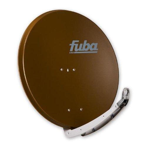 fuba daa 850 b satellitensch ssel braun 85cm. Black Bedroom Furniture Sets. Home Design Ideas
