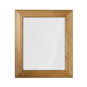 Premier Housewares Walnut Wood Photo Frame - 8 x 10 inch