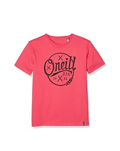 O'Neill Camiseta Manga Corta Lb Nautic S/Slv Rosa
