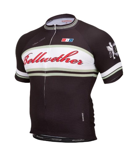 Buy Low Price Bellwether Men's Retro Short Sleeve Jersey (B008HZ90SS)